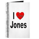I Love Jones Journal
