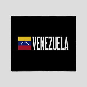 Venezuela: Venezuelan Flag & Venezue Throw Blanket