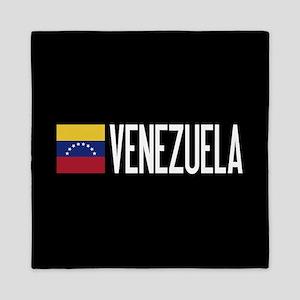Venezuela: Venezuelan Flag & Venezuela Queen Duvet