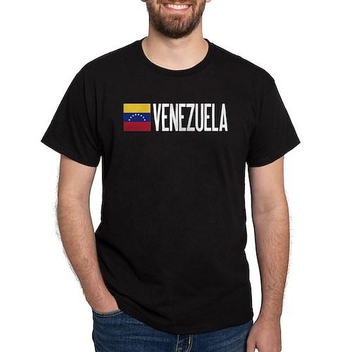 Venezuela: Venezuelan Flag & Venezuel T-Shirt