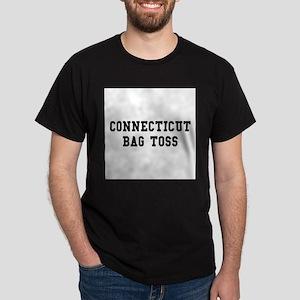 Connecticut Bag Toss Dark T-Shirt