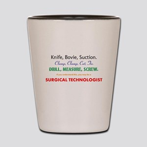 Surgicaltech1 Shot Glass