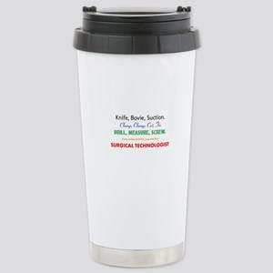 Surgicaltech1 Stainless Steel Travel Mug