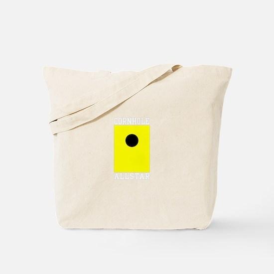 Cornhole Allstar Tote Bag