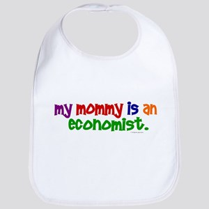 My Mommy Is An Economist (PR) Bib