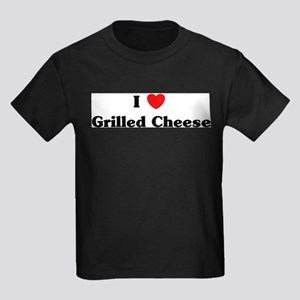 I love Grilled Cheese T-Shirt