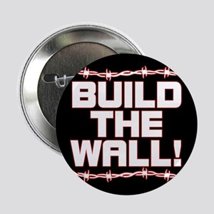 "BUILD THE WALL! 2.25"" Button"