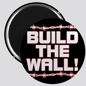 BUILD THE WALL! Magnet