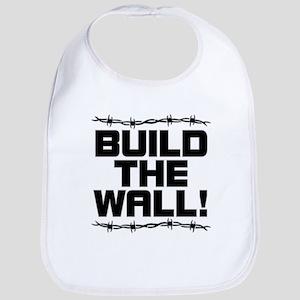 BUILD THE WALL! Bib