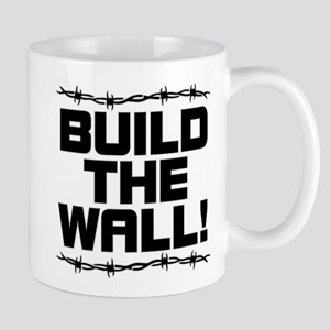 BUILD THE WALL! Mug