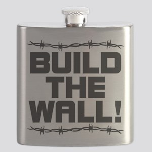 BUILD THE WALL! Flask