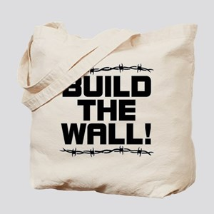 BUILD THE WALL! Tote Bag