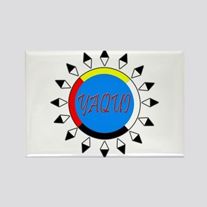Yaqui Rectangle Magnet