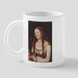 Medieval Gothic Woman Mug