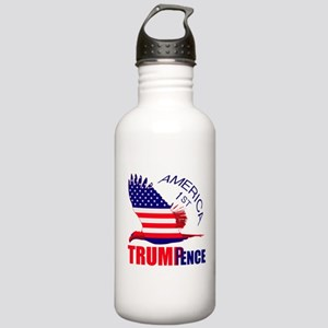 Trump Pence America 1s Stainless Water Bottle 1.0L