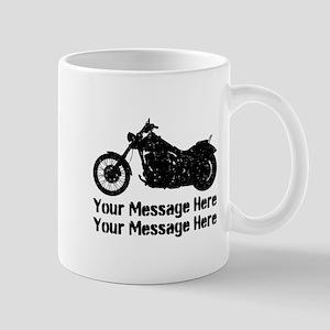 Personalize It, Motorcycle Mugs