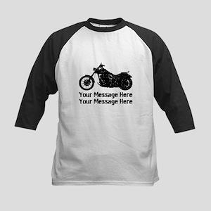 Personalize It, Motorcycle Baseball Jersey