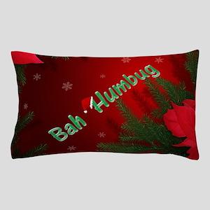 Bah Humbug Pillow Case