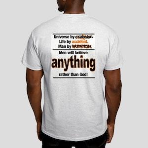Believe Anything Light T-Shirt