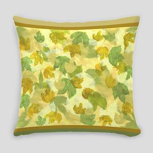 Sunlit Leafy Grapevine Vineyard square Everyday Pi
