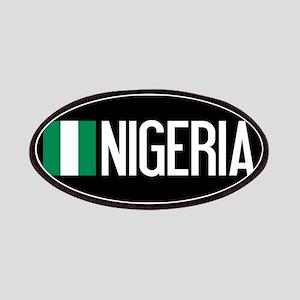 Nigeria: Nigerian Flag & Nigeria Patch