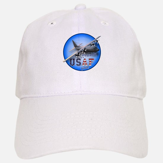 C-130 USAF Daddy Baseball Baseball Cap