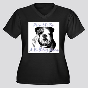 Bulldog3shirt Plus Size T-Shirt