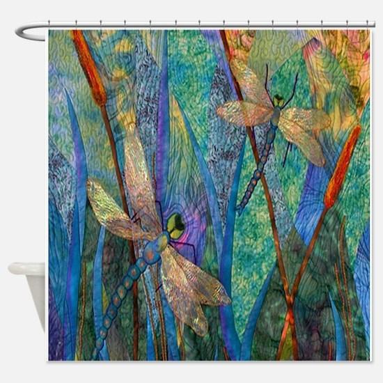 Cute Nature Shower Curtain
