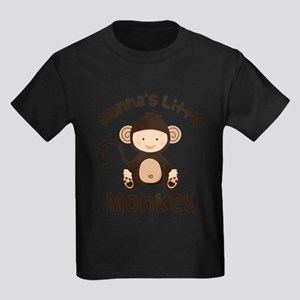 Nonna Grandchild Monkey T-Shirt