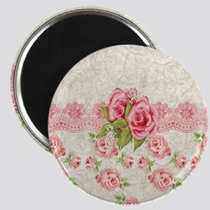 Meaning Pink Roses Magnets