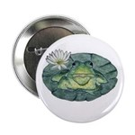"Froggy 2.25"" Button (100 pack)"