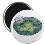 "Froggy 2.25"" Magnet (10 pack)"