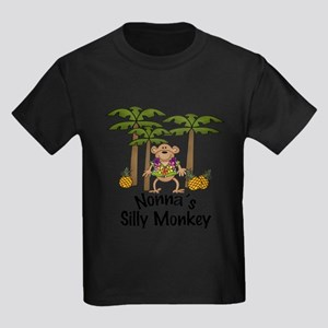 Nonna's Silly Monkey Boy T-Shirt
