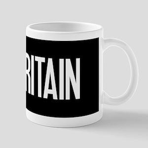 Britain: British Flag & Britain Mug
