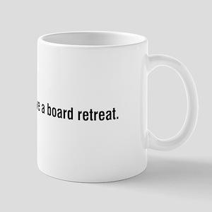 Board Retreat Mug