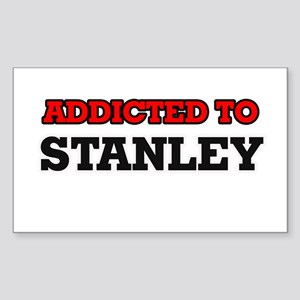 Addicted to Stanley Sticker