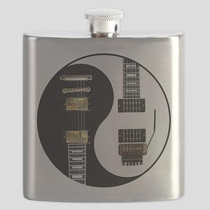 Yin Yang - Guitars Flask