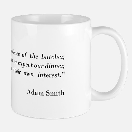 Adam Smith Mug