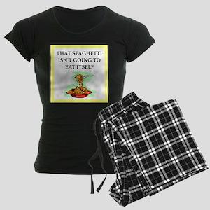 spaghetti Pajamas