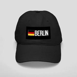 Germany: German Flag & Berlin Black Cap