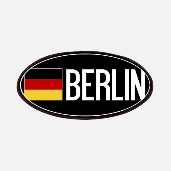 Germany: German Flag & Berlin Patch
