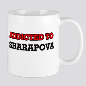 Addicted to Sharapova Mugs