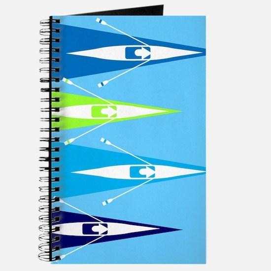 Row Boats Journal