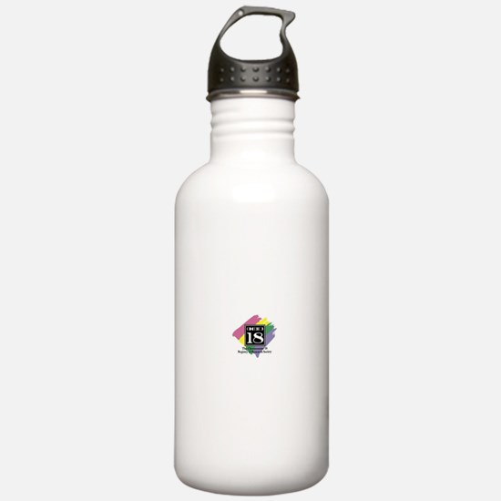 Chromosome 18 Water Bottle