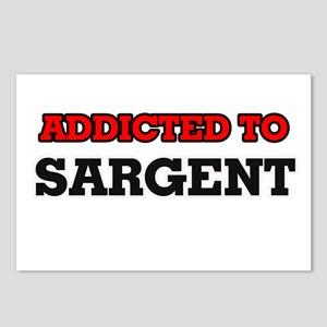 Addicted to Sargent Postcards (Package of 8)