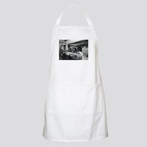 Time To Eat At Piccadilly's Diner! BBQ Apron