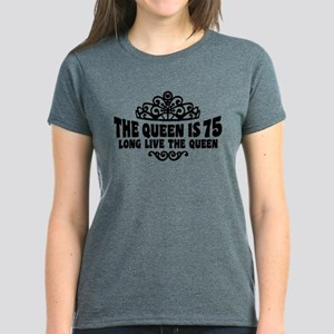 The Queen is 75 T-Shirt
