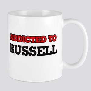 Addicted to Russell Mugs
