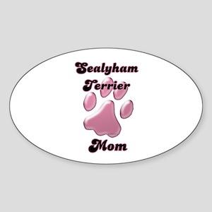 Sealy Mom3 Oval Sticker