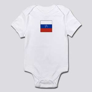 Team Rhythmic Russia Infant Bodysuit